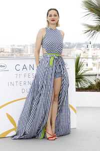 12.05.2018<br>'Angel Face' Photocall, Cannes Film Festival 2018