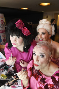 15.03.2018<br>Fototermin 'Hairspray' in Berlin