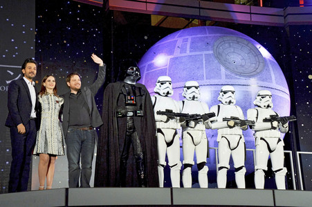08.12.2016<br>'Star Wars: Rogue One' Event in Tokio