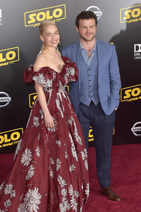 10.05.2018<br>Filmpremiere 'Solo: A Star Wars Story' in Los Angeles
