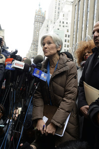 05.12.2016<br>Jill Stein Pressekonferenz in New York
