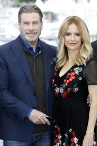 15.05.2018<br>'Rendezvous with John Travolta - Gotti' Photocall, Cannes Film Festival 2018